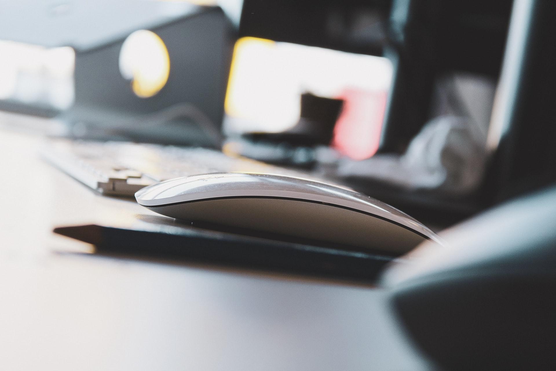 パソコンのマウス