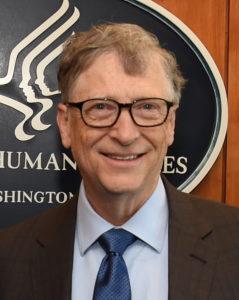 ビル・ゲイツの写真