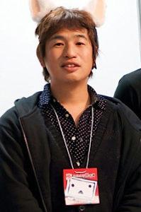 川上量生氏の写真