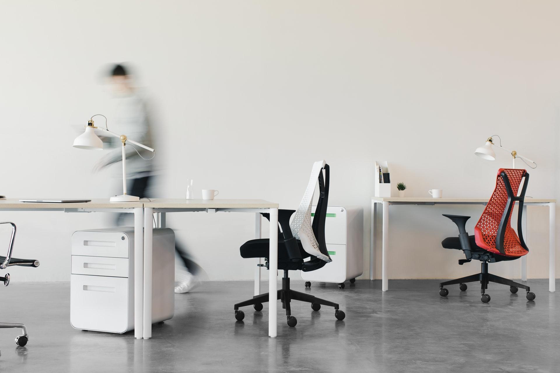 会社のオフィス