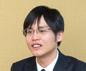田中邦裕氏の写真