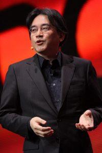 岩田聡氏の写真